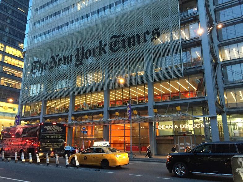 El director de The New York Times, Dean Baquet, reflexiona sobre el futuro del diario