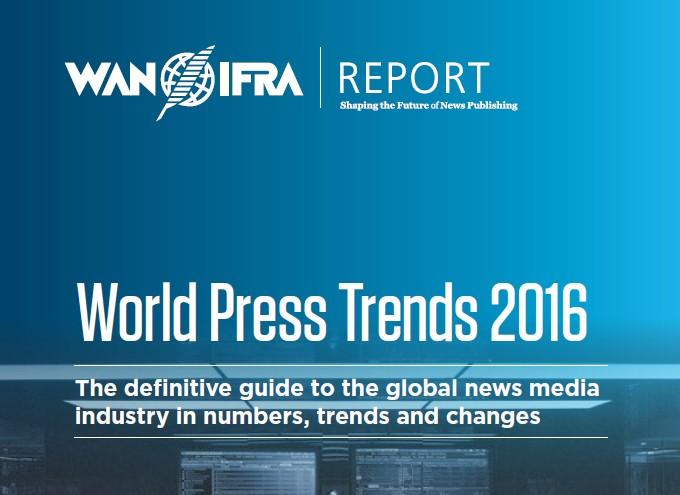 Retrato del mercado mundial de la prensa