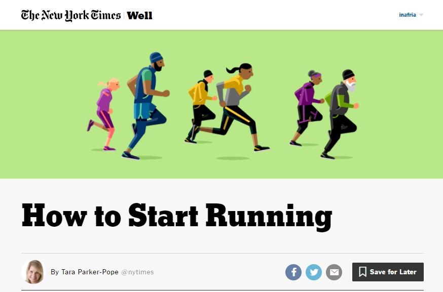 Más de 20 guías prácticas publicadas por The New York Times