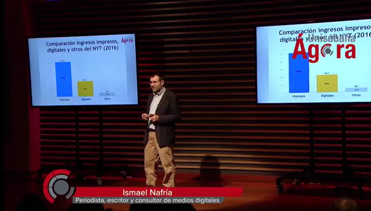 Disponible el vídeo completo de la conferencia en Unisabana Ágora sobre la reinvención de The New York Times